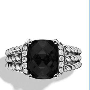 David Yurman Petite Wheaton Ring